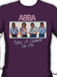 ABBA - Take A Chance T-Shirt