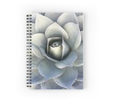 Whale's Tongue Agave Spiral Notebook