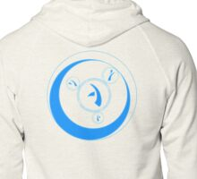 Frost Magic Zipped Hoodie