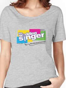 The Wedding Singer - Cast Shirts Women's Relaxed Fit T-Shirt