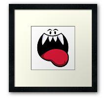Happy Boo! Framed Print