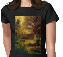 Spring House In The Spring Womens Fitted T-Shirt