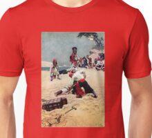 Howard Pyle Who Shall be Captain Unisex T-Shirt