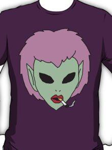 alien grunge girl T-Shirt