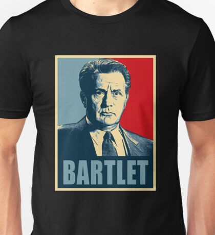 bartlet for america Unisex T-Shirt