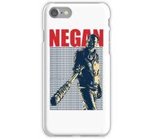 negan quote iPhone Case/Skin