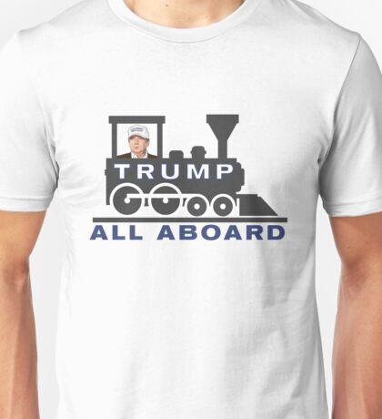 TRUMP TRAIN Unisex T-Shirt