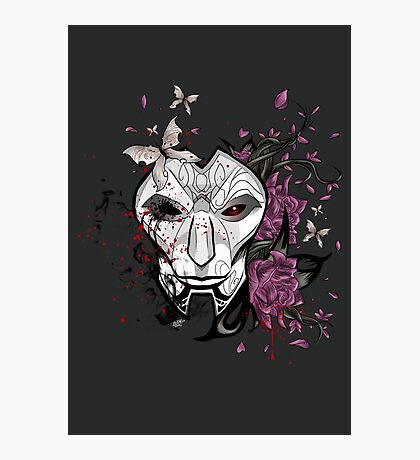 Jhin - The Virtuoso (without text) Photographic Print