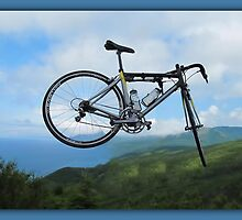 UP UP IN MID AIR  A BICYCLE RIDES - PICTURE  by ✿✿ Bonita ✿✿ ђєℓℓσ