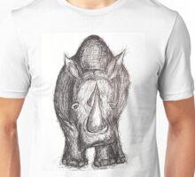 Original Rhino Piece  Unisex T-Shirt