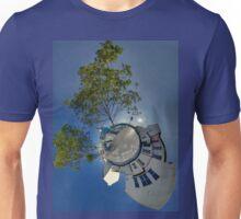 Cow Parade Panorama - Shirt Factory Horn, Derry Unisex T-Shirt