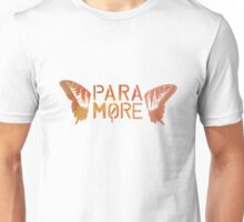 Paramore butterfly wings Unisex T-Shirt