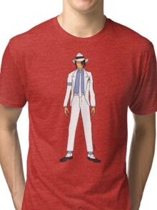 Smooth Criminal Jackson Tri-blend T-Shirt