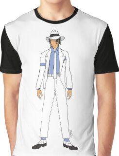 Smooth Criminal Jackson Graphic T-Shirt