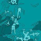 Mermaids bay by Kravache