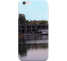 Murray River scapes iPhone Case/Skin