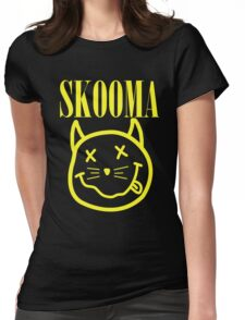 Skoovana  Womens Fitted T-Shirt