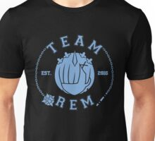 Team Rem Unisex T-Shirt