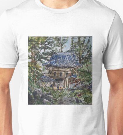 Japanese Tea Garden in San Francisco Unisex T-Shirt