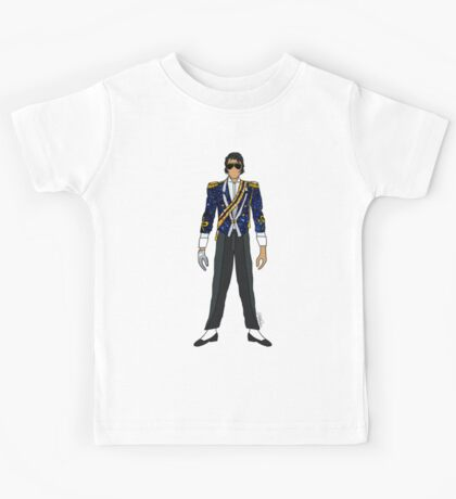 Glitter Grammy Awards - Jackson Kids Tee