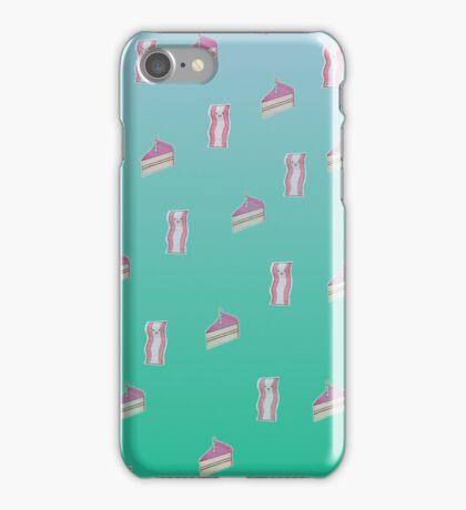 Bacon Cake iPhone Case/Skin