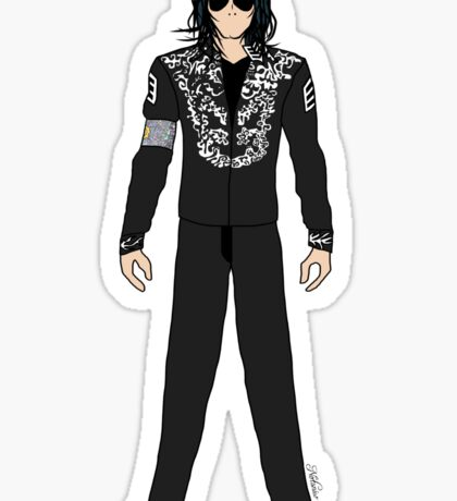 This Is It - Jackson Sticker