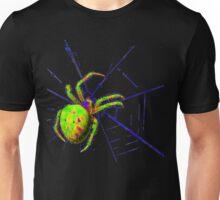 green spider Unisex T-Shirt