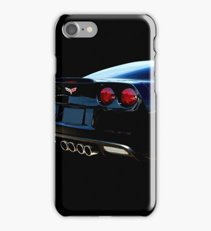 Chevrolet Corvette Z06 iPhone Case/Skin