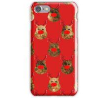 Reindeer Pattern iPhone Case/Skin