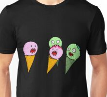 Evening of the Living Ice Cream Unisex T-Shirt
