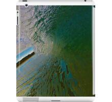 clean wave iPad Case/Skin