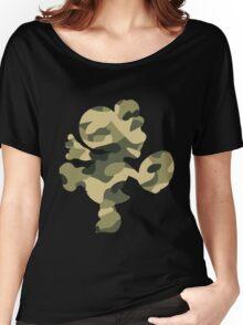 Camo Yoshi Women's Relaxed Fit T-Shirt