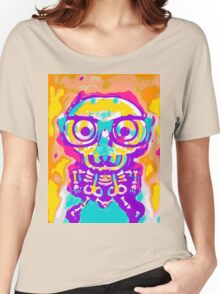 shocking skull Women's Relaxed Fit T-Shirt
