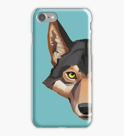 Wolf Portrait iPhone Case/Skin