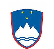 Slovenia Slovenija National Theme Photographic Print