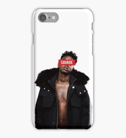21 Savage - Savage iPhone Case/Skin