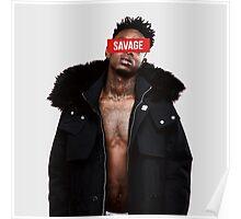 21 Savage - Savage Poster