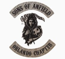 Sons of Anfield - Orlando Chapter One Piece - Short Sleeve