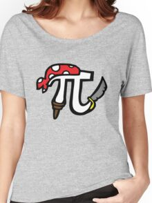 Pi Pirate Women's Relaxed Fit T-Shirt