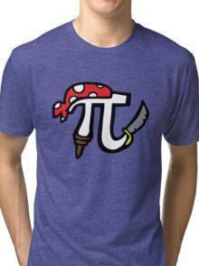 Pi Pirate Tri-blend T-Shirt