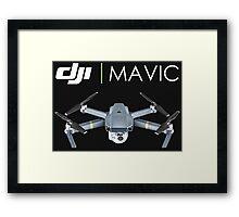 Dji Mavic Pro Framed Print
