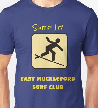 East Muckleford Surf Club - Surf It! Unisex T-Shirt