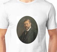 Retrato de Bram Stoker Unisex T-Shirt