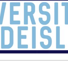 University of Rhode Island - Style 10 Sticker