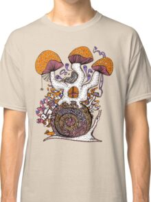 The Snail House Classic T-Shirt