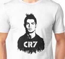 Cristiano Ronaldo Art Unisex T-Shirt