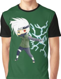 Kakashi Sensei Graphic T-Shirt