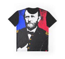 U.S GRANT 4 Graphic T-Shirt