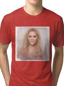 Amy Schumer Portrait Tri-blend T-Shirt