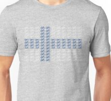 Bike Flag Finland (Small) Unisex T-Shirt